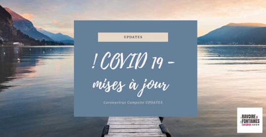 Copy of COVID 19  mises à jour
