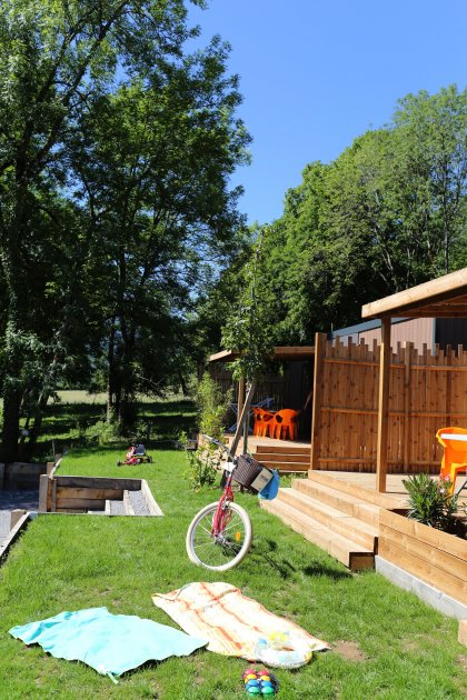 Taos exterieur Camping Les Fontaines (2)