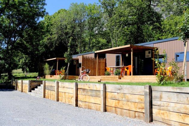 Taos exterieurTaos Terrace Camping Les Fontaines