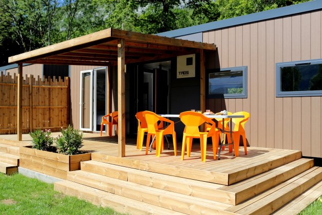 TAOS exteriieur Camping Les Fontaines