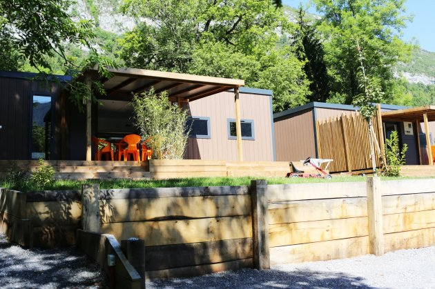 Taos Position Camping Les Fontaines