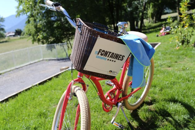 Velo Camping Les Fontaines