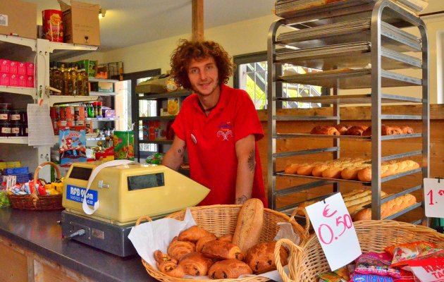 epicerie camping les fontaines